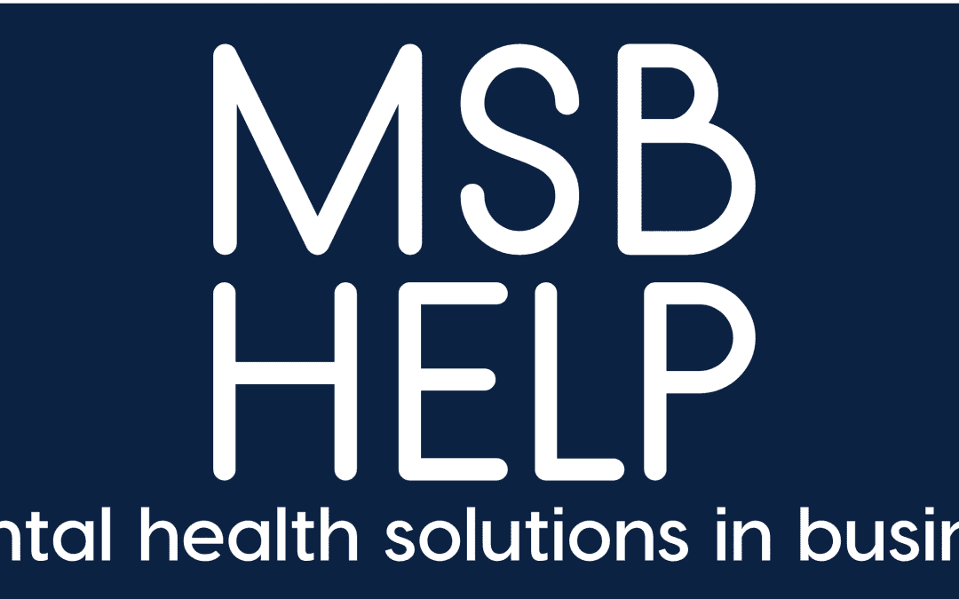 Proud Supporters of MSB Help